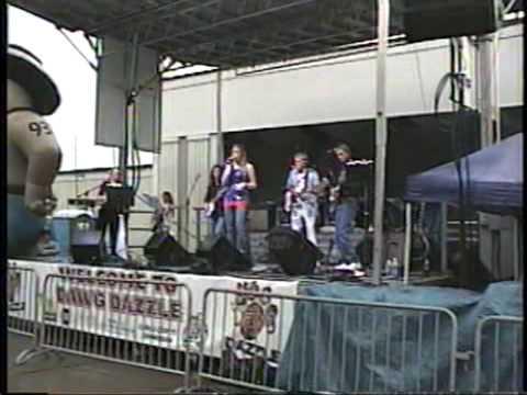 Bridget Reynolds At Dawg Dazzle July 4th