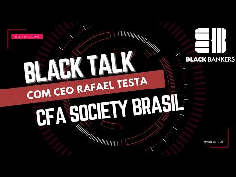 Papo com o Presidente da CFA SOCIETY BRASIL Mauro Miranda