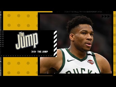 Reacting to Giannis saying he doesn't care about being the face of the NBA   The Jump