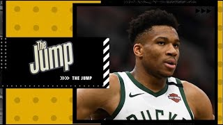 Reacting to Giannis saying he doesn't care about being the face of the NBA