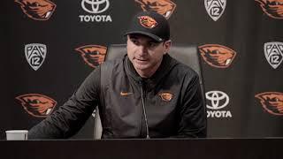 Head Coach Jonathan Smith Press Conference: Arizona