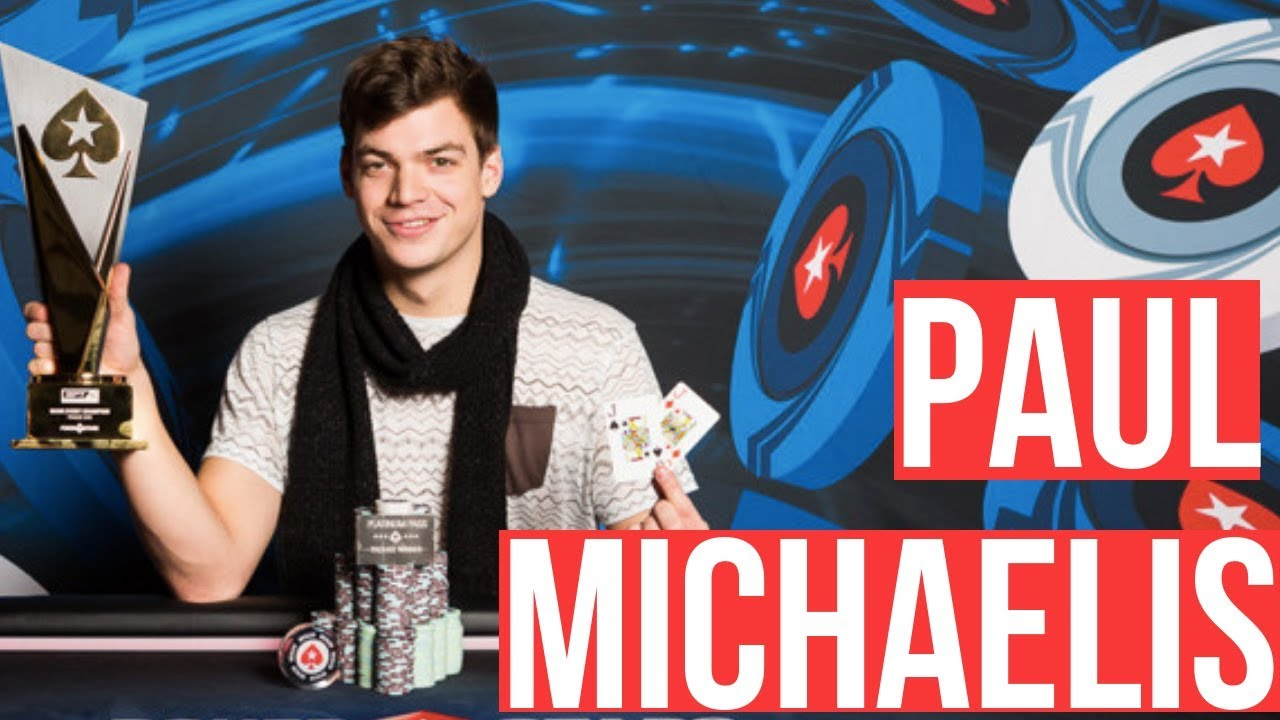 PokerStars EPT Prague Main Event Winner: Paul Michaelis