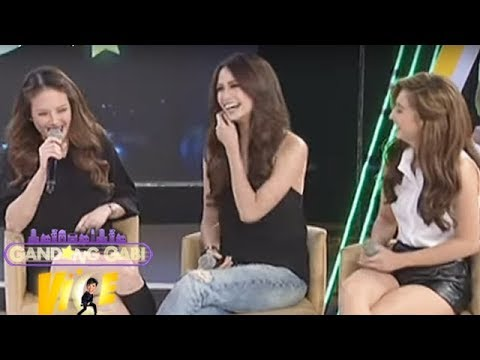 GGV: Ellen, Arci and Coleen share how much they love make-ups