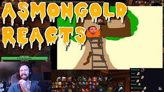 """Asmongold Reacts To """"Who Is Asmongold"""" With 10,000 Viewers"""
