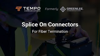 Splice On Connector Instructional Video