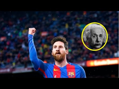 Lionel Messi - The Einstein of Football (HD)