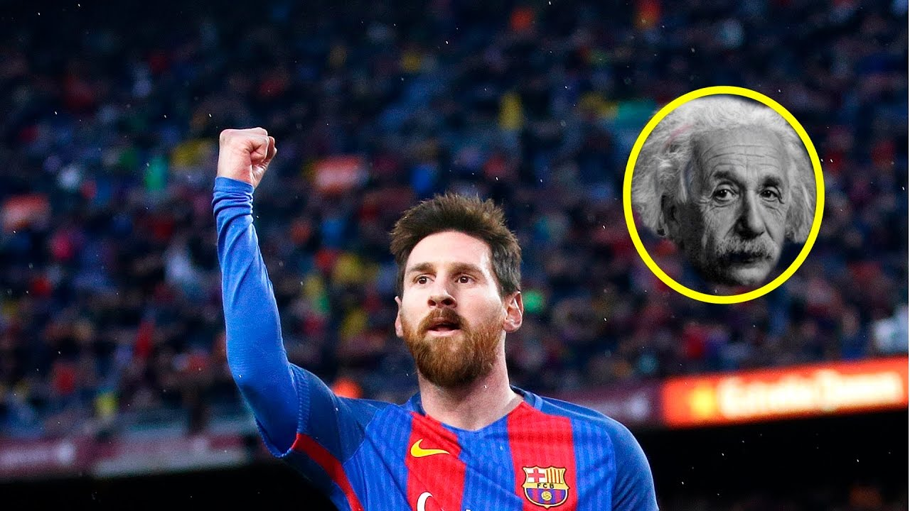 Lionel Messi The Einstein Of Football Hd Youtube