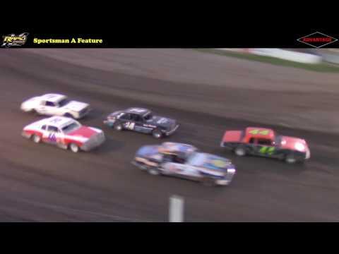 Week 11:  Sportsman -- 8/5/16 -- Rapid Speedway