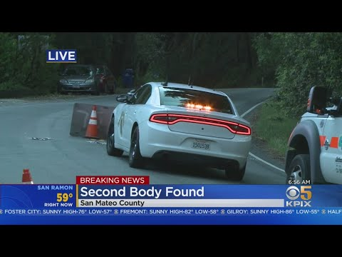 2nd Body Found Along Skyline Boulevard In San Mateo County