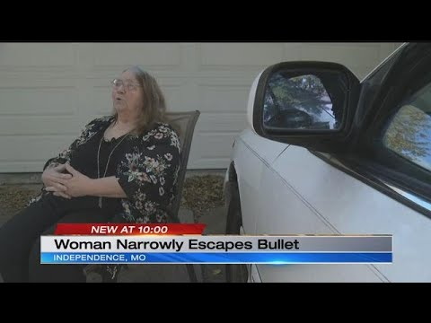Woman narrowly escapes bullet outside 'The Examiner' in Independence