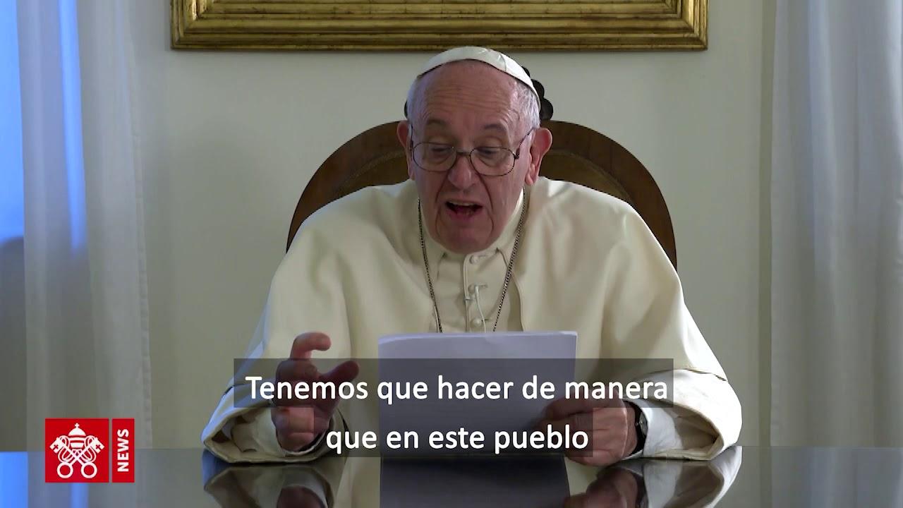 El Papa Lanza Un Evento Mundial El 14 De Mayo De 2020