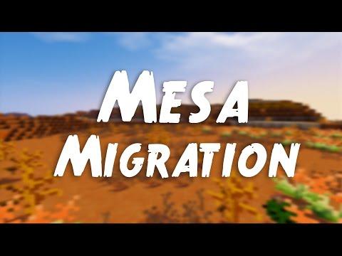 Mesa Migration   Cinematic Showcase   What We've Got So Far