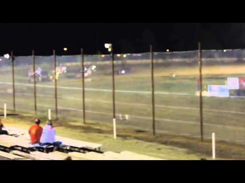 USRA Modified Feature Nevada Speedway 8-16-14