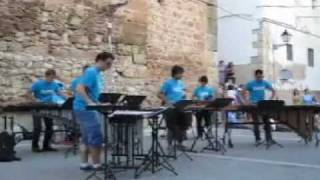 fiesta tropical por Flaman Percussion Group