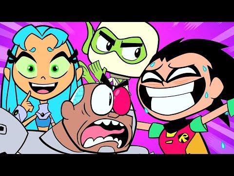 🔴Teen Titans Go! en Latino 🇲🇽🇦🇷🇨🇴🇵🇪🇻🇪 | Los mejores momentos | DC Kids