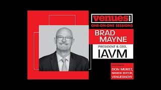 VenuesNow One on One with Brad Mayne