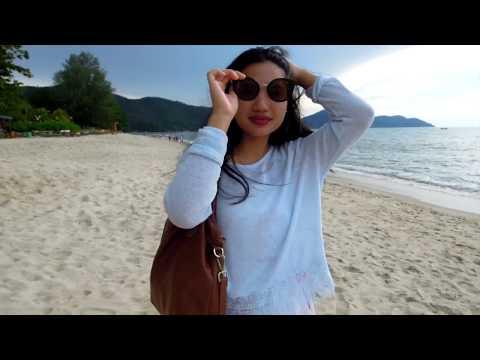 Travel Vlog - Penang Day 1: Batu Ferringhi (July 2017)
