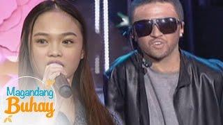 Magandang Buhay: AC on impersonating Usher