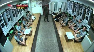 A Real Man(Korean Army)- Prepare to close-order drill, EP09 20130609