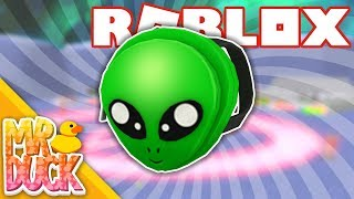 COMO OBTENER EL EVENTO ALIEN BACKPACK - ROBLOX UNIVERSE