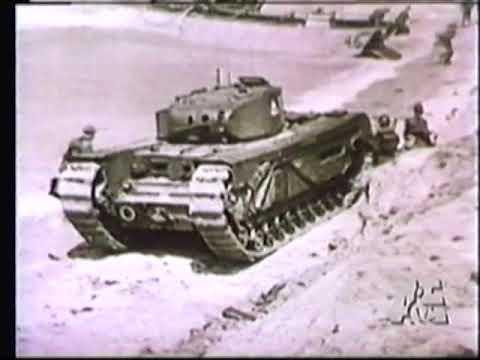Raid on Dieppe WWII