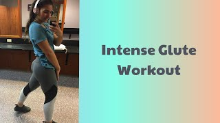 TARGET YOUR GLUTES! | FULL GLUTE FOCUSED WORKOUT