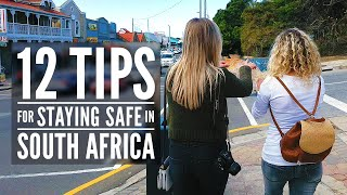 Is South Africa safe to travel to? 12 Tips
