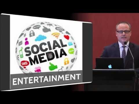 David Craig - Mapping the Future of Entertainment: Social Media