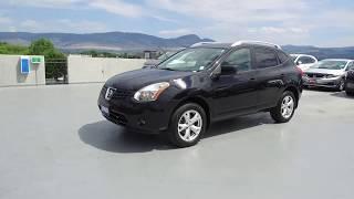 2008 Nissan Rogue - Harmony Acura - Black - A19182A - Kelowna, BC