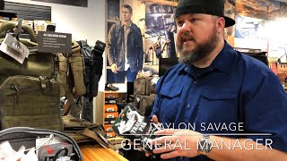 MEDICAL SURVIVAL ON THE TRAIL WITH 5.11 TACTICAL...