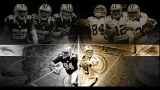 New Orleans Saints 2015 Hype/Pump Up Video WHO DAT!