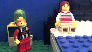 Lego Family Guy - Lois Mom Mum Mommy