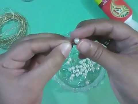 Plaster Dipped Flower Art from YouTube · Duration:  5 minutes 14 seconds