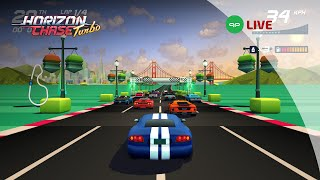 Vídeo Horizon Chase Turbo