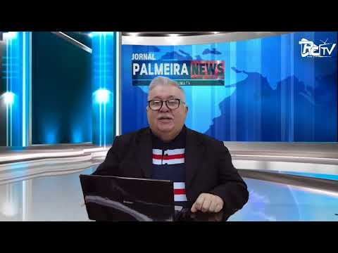 Jornal Palmeira News 25 de Junho de 2020