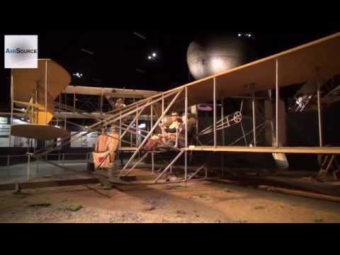 1909 Wright Military Flyer Model A at National Museum USAF