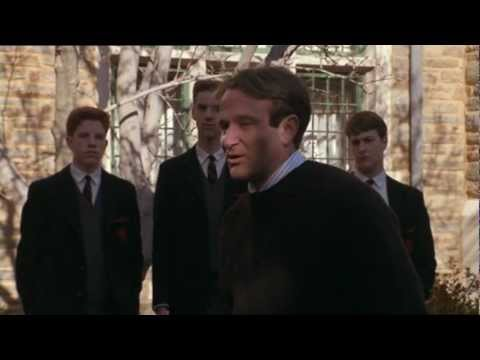 Dead Poets Society - The Point Of Conformity...