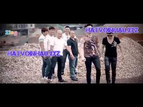 Tình Anh Em   Lâm Chấn Huy Karaoke   Beat Chuẩn
