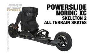 Powerslide Nordic XC Skeleton 2 All-Terrain Skates Review