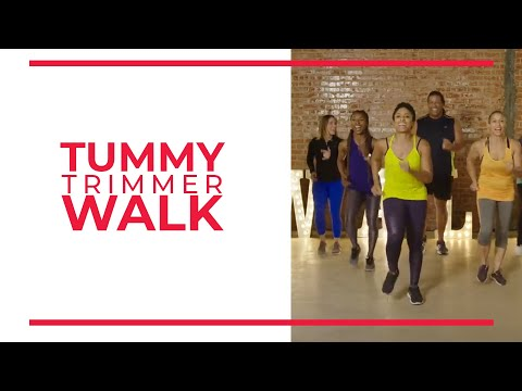 Week 3 Bonus Burn | Tummy Trimmer Walk | Walk at Home