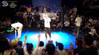 Popping Final | Hoan VS Crazy Kyo | Feel The Funk Vol.7