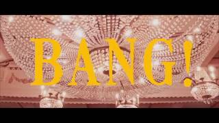 AJR - BANG! But every time they say Bang it zooms in on jacks face and gets louder and more ruined