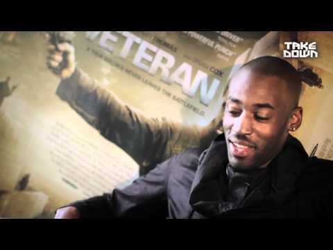 TAKE DOWN: Episode 3 - Bashy Interview Exclusive, The Veteran