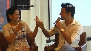 vuclip Pasangan romantis Titi Kamal dan Christian Sugiono