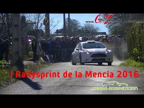 I Rallysprint de la Mencia | xeada competición