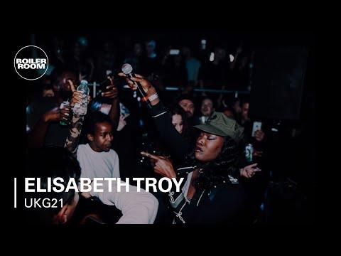 Elisabeth Troy Boiler Room UKG20 London Live Set