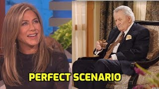 Daughter John Aniston joined DOOL on her father's retirement day - Days of our lives spoilers