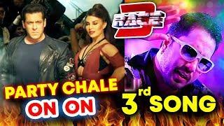 RACE 3 New Song | PARTY CHALE ON ON | Mika Singh करेंगे धमाल | Salman Khan, Jacqueline Fernandez