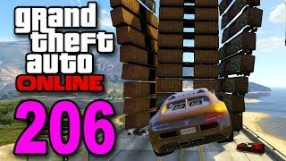 grand theft auto 5 multiplayer part 206 impossible wall gta online let s play