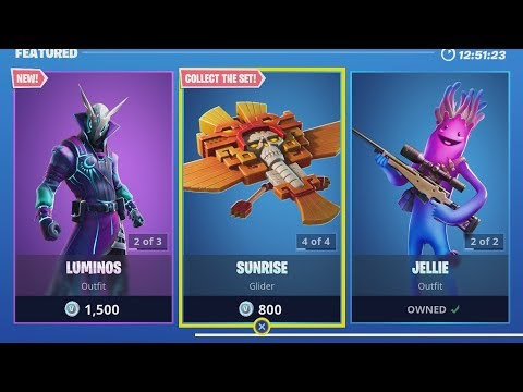 What Is NEW In This Item Shop?!